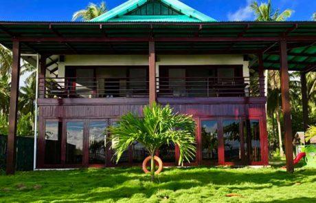 Siargao Sunrise Villa Accommodation